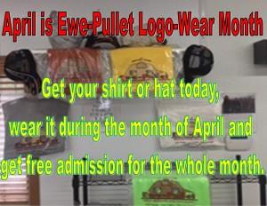 April Logo Wear1