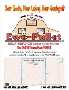 Ewe-Pullet Promotion