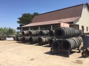 New Tire Area1