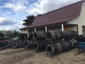 New Tire Rack
